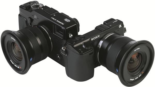 Первыми моделями новой линейки стали объективы Touit 2.8/12 и Touit 1.8/32 в исполнении для камер Fujifilm X и Sony NEX