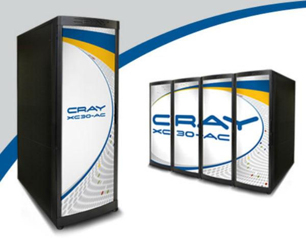 Цены на Cray XC30-AC с воздушным охлаждением стартуют с отметки 500 000 долларов