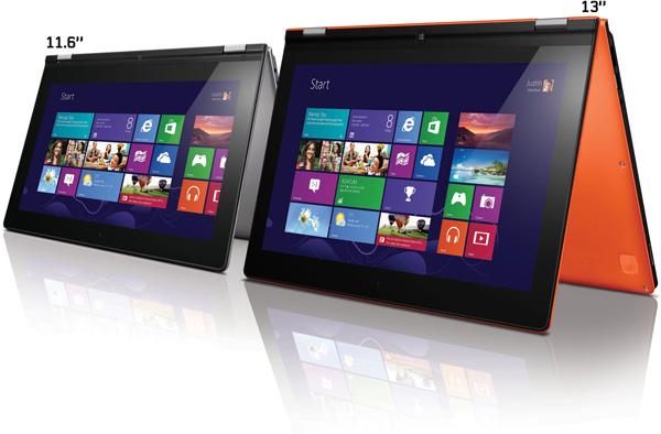 Цена базовой конфигурации Lenovo Yoga 11S равна $800