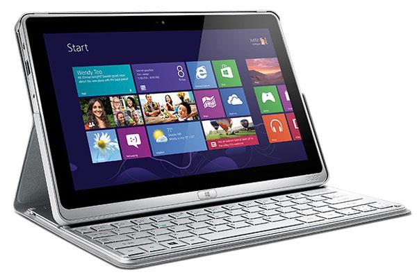 Цена базовой конфигурации Acer Aspire P3 в США — $800
