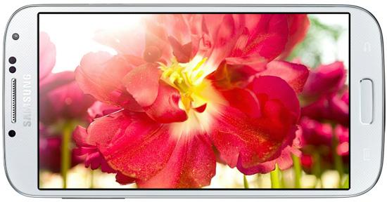 Samsung Galaxy S4 станет первым смартфоном южнокорейской компании, который будет продан в количестве 10 млн. штук менее чем за месяц