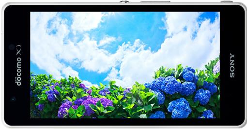 ������� ��������� Sony Xperia A ������ SoC Qualcomm APQ 8064