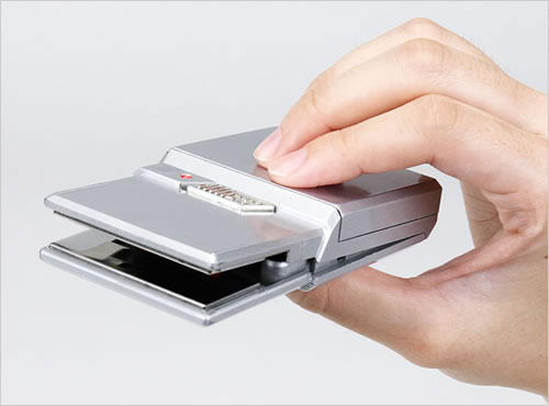 Утюг с питанием от USB стал реальностью