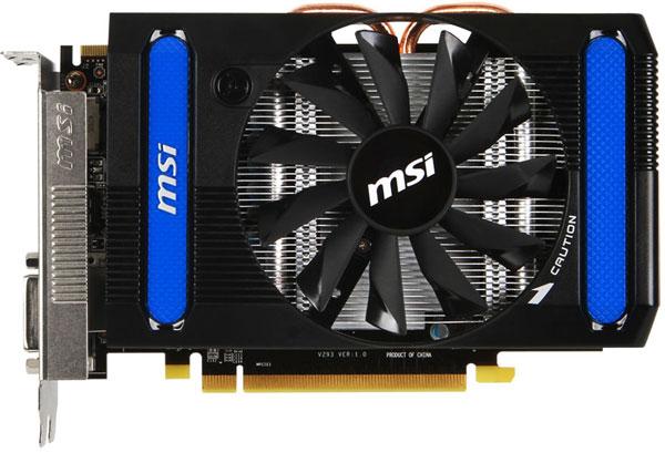 ����������� ��������� ������ MSI R7790-2GD5/OC �������� �� ������� 1050 ���