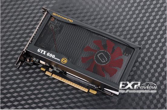 Gainward GeForce GTX 650