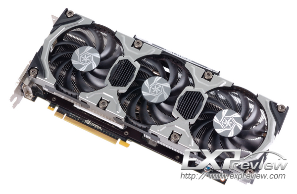 Inno3D GTX 780 Ice Dragon