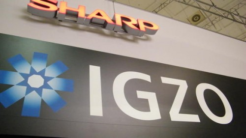 В следующем месяце Sharp приступит к массовому производство дисплеев IGZO для лэптопов