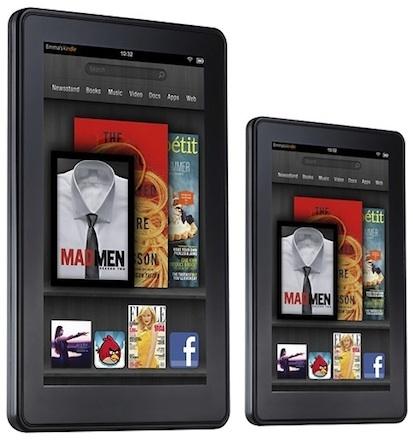 Amazon �������� Kindle Fire � 10-�������� ��������