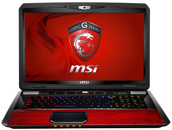 MSI GT70 Dragon Edition 2