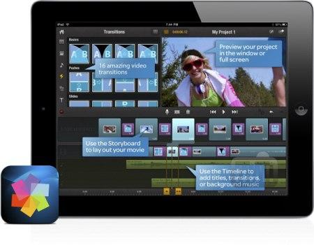 Pinnacle Studio for iPad