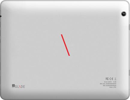 Экран планшета iBall Slide Q9703 размером 9,7 дюйма имеет разрешение 2048 x 1536 пикселей