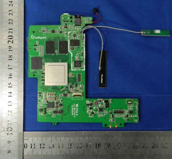 Планшет Wikipad 7 стоимостью $249 прошел сертификацию FCC
