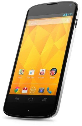 ������� ���������� LG Nexus 4 ������ ����� �������� ������
