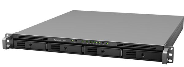 Основой NAS Synology RackStation RS814 служит двухъядерный процессор Marvell Armada XP