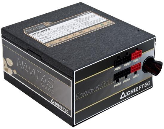 Блоки питания серии Chieftec Navitas соответствуют требованиям спецификации ATX 2.3