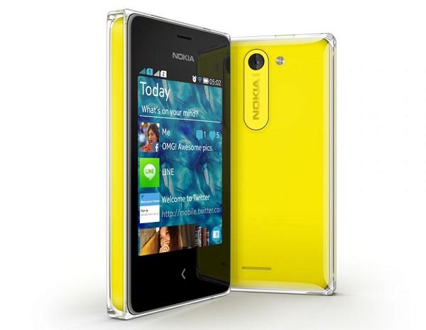 Nokia Asha 502 Dual SIM и Nokia Asha 503