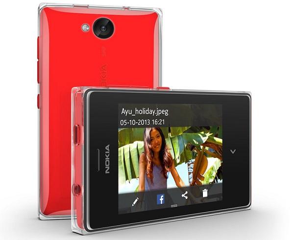 Nokia Asha 502 Dual SIM � Nokia Asha 503