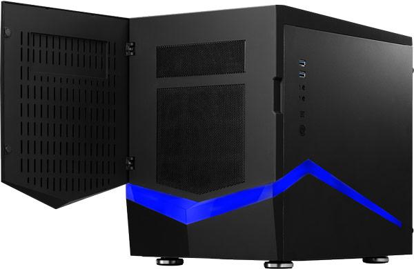 ���� ������� BitFenix Colossus Mini-ITX ������������� �� ��������
