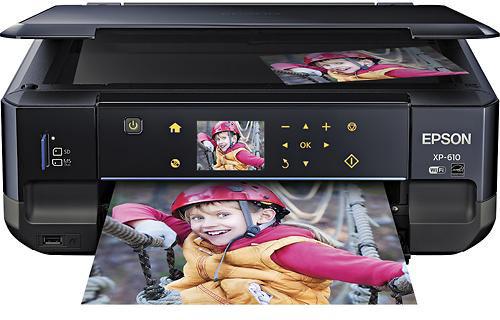 Продажи МФУ Epson Expression Premium XP-610 начались в сети Best Buy