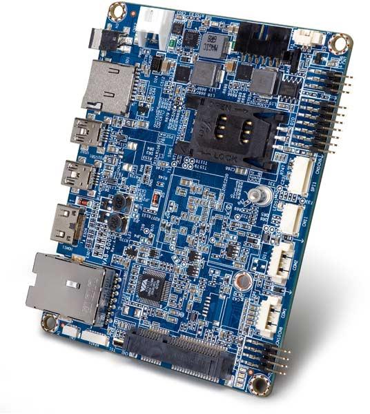 Платформа VIA Springboard предназначена для быстрого проектирования электронных устройств с ОС Android и Linux