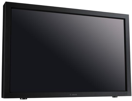 Размер экрана Canon DP-V3010 — 30 дюймов, разрешение — 4096×2560 пикселей