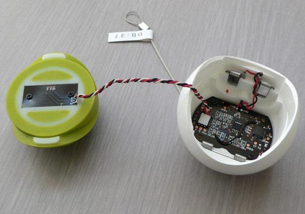 Японскими специалистами создан тонометр ICMe, надеваемый на палец и работающий в паре со смартфоном
