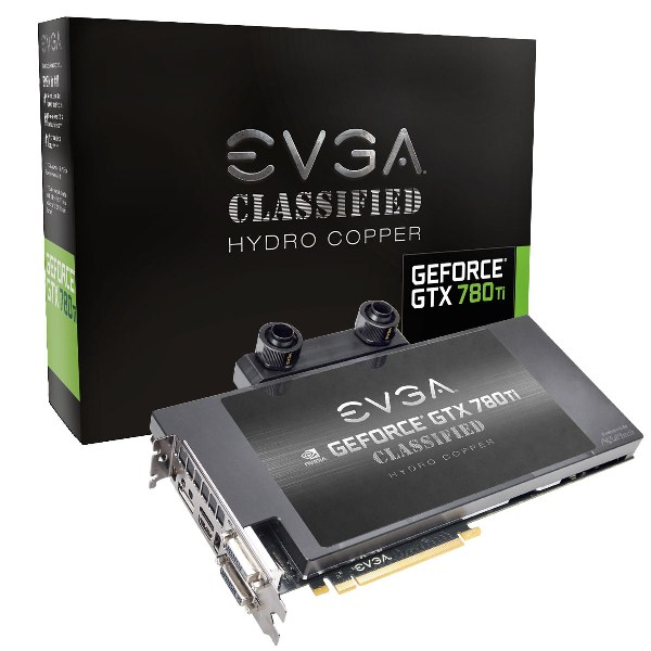 Evga GeForce GTX 780 Ti