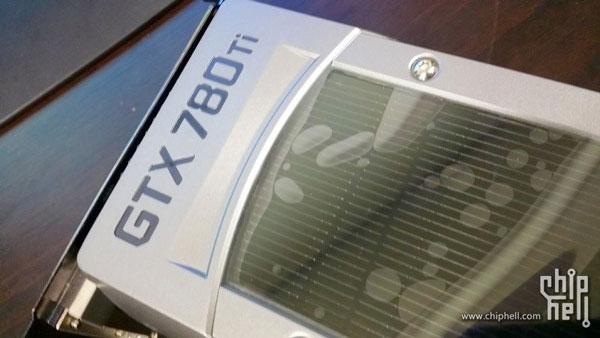 ��������� ����������� 3D-����� Nvidia GeForce GTX 780 Ti � ���������� ������ ������������������