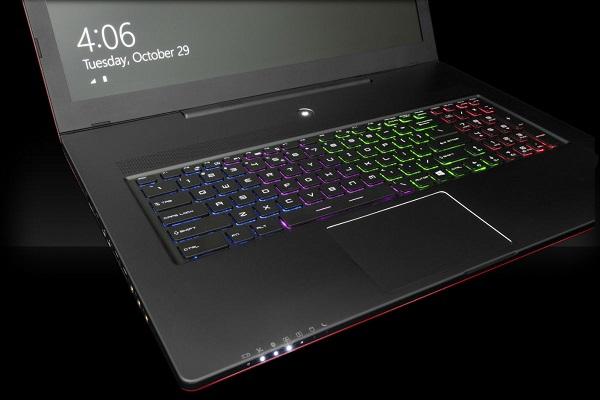Игровой ноутбук Maingear Pulse 17