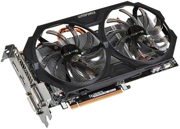 ��� ���������� 3D-����� Gigabyte GV-R927OC-2GD ������������ ����� WindForce 2X