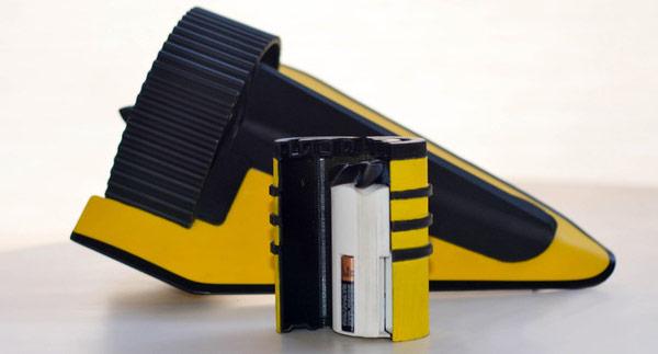 Разработчики HydroBee постарались вписать устройство в габариты стандартной пивной банки