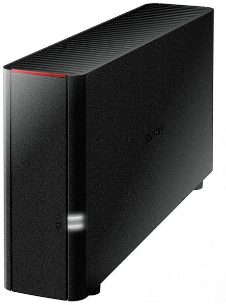 Компания Buffalo анонсировала серию однодисковых хранилищ с сетевым подключением LinkStation LS210D