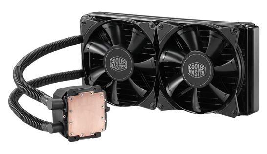 Системы жидкостного охлаждения Cooler Master Nepton 140XL и 280L предназначены для охлаждения процессоров