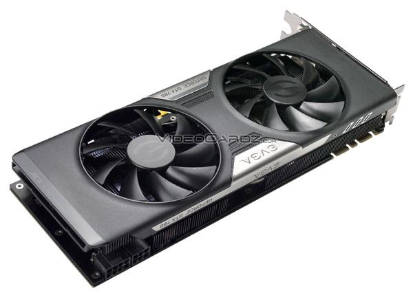 Видеокарта EVGA GeForce GTX 780 с 6 ГБ памяти