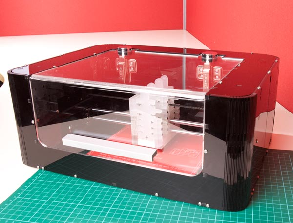 Первые принтеры EX<sup>1</sup> будут готовы в начале будущего года