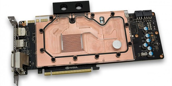 EK Water Blocks Nvidia GeForce GTX 780 Ti