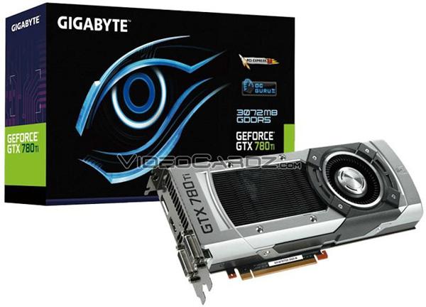 Gigabyte GeForce GTX 780 Ti