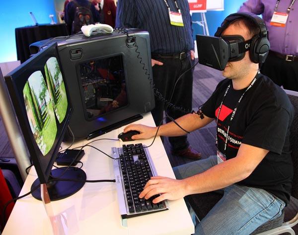 Демонстрационные стенды на саммите разработчиков AMD APU13