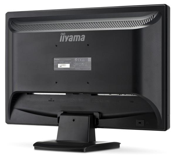 В мониторе iiyama ProLite P2252HS используется панель типа TN