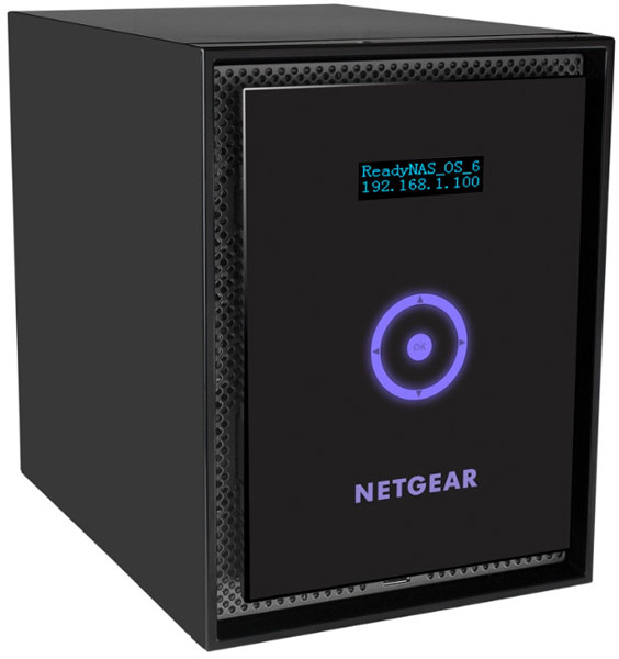 ������������ � RN716 �������� Netgear ����������� ��� ��������� ��������� ��������� ReadyNAS