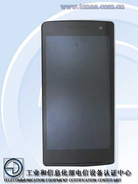 Oppo R827T получил сетевую лицензию