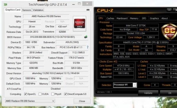 Radeon R9 290 � Radeon R9 290X