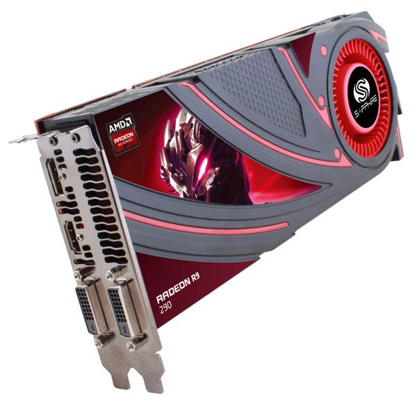 В новой версии BIOS для Sapphire R9 290 максимальная скорость вращения вентилятора увеличена на 47%