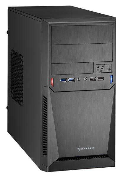 Корпуса для ПК Sharkoon MA-A1000, MA-I1000, MA-M1000 и MA-W1000 рассчитаны на платы типоразмера microATX