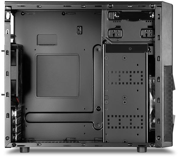 Корпуса для ПК Sharkoon MA-A1000, MA-I1000, MA-M1000 и MA-W1000 относятся к категории mini-tower