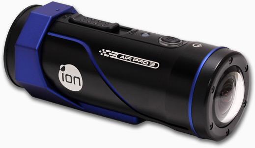 Продажи камеры iON Air Pro 3 должны начаться в середине ноября по цене $350