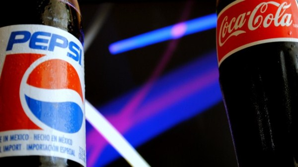 Samsung FedEX, Pepsi � Coca-Cola
