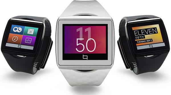 Часы Toq совместимы со смартфонами, работающими под управлением ОС Android