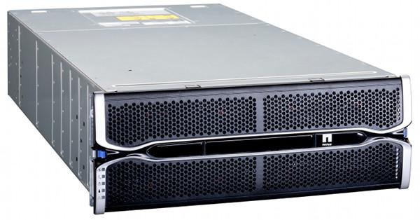 Одновременно в серию NetApp E добавлены модели E2700 и Е5500