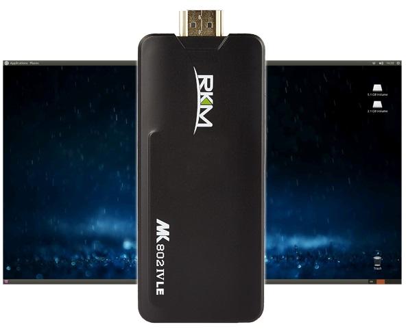 ����-�� Cloudsto MK802IV LE (Linux Edition) � �������� �� ���������� PicUntu 4.5